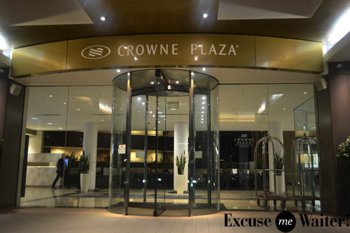 Hotel Review: Crowne Plaza Canberra