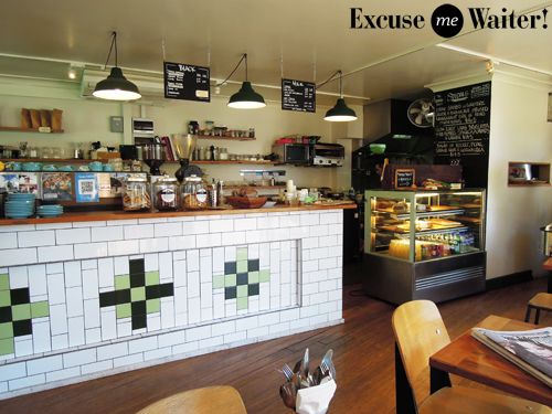 The Local Press Lilyfield Excuse Me Waiter A Food Blog