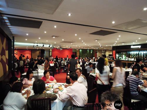 Iron Chef Seafood Restaurant Cabramatta