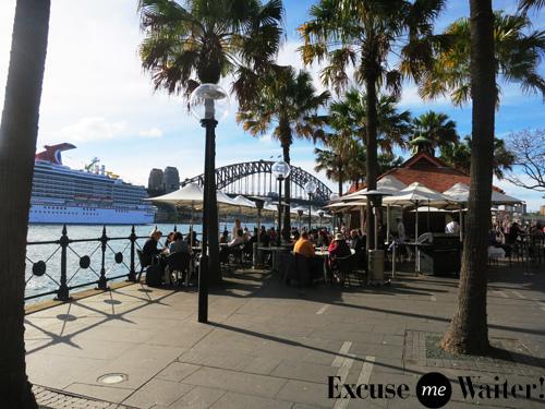 Harbourside Indian Restaurant North Sydney Nsw Australia