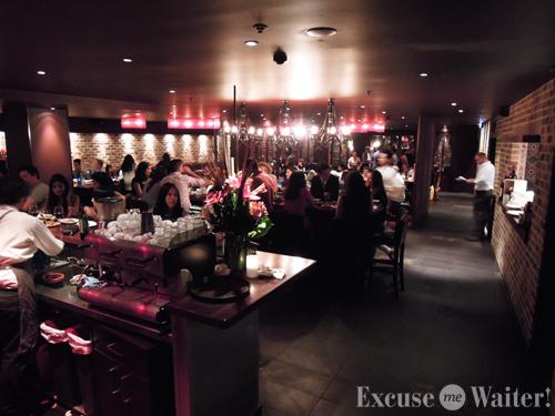 Subsolo Spanish Restaurant and Bar, Sydney